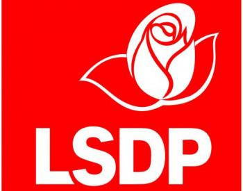 LSDP Zarasų ataskaitinė konferencija