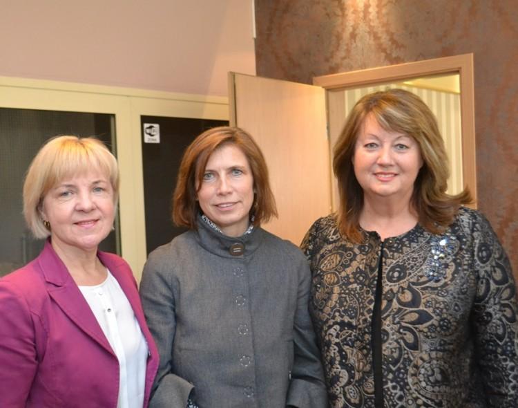 Moterys politikoje, arba ko turi imtis socialdemokratai skatindami moterų dalyvavimą