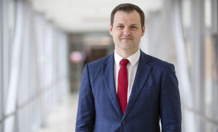 5 klausimai G. Paluckui: didžiausios Lietuvos problemos