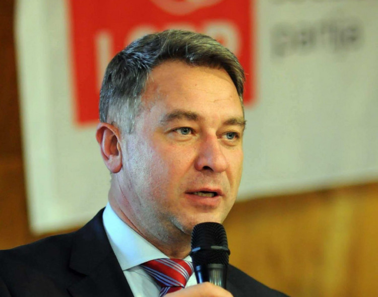 V. Petronis – socialdemokratų kandidatas būsimuose Ukmergės savivaldybės mero rinkimuose