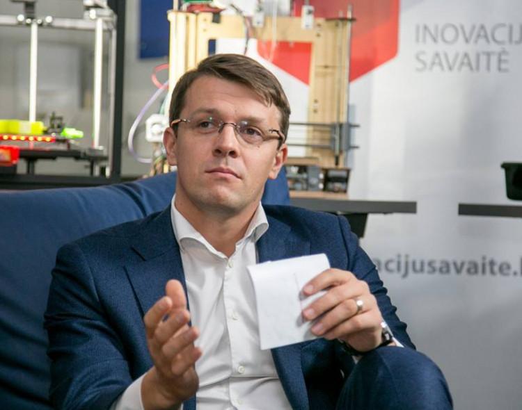 M. Skarupskas vadovaus sostinės Konkurencingumo ir inovacijų skatinimo komisijai