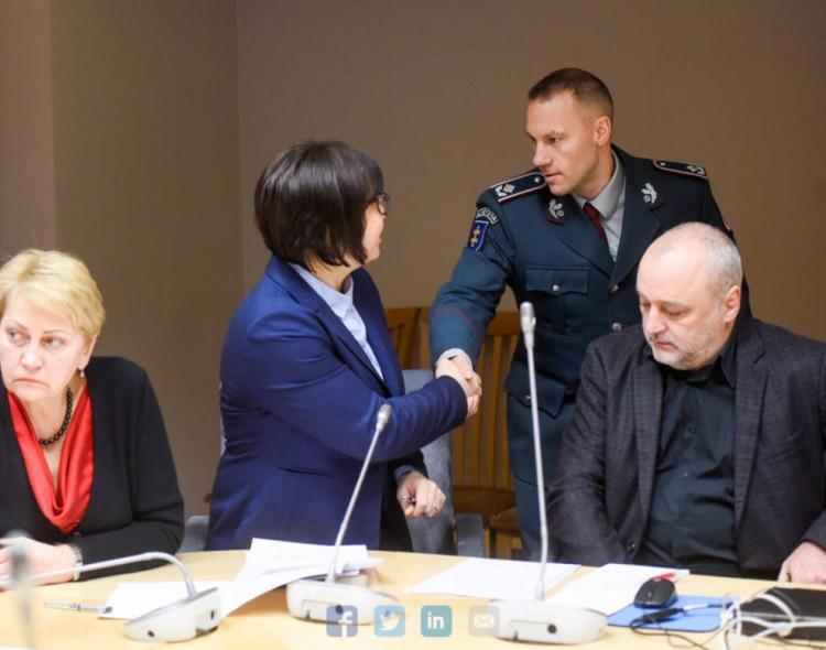 """""""Matuko reforma"""" – kol kas iššūkis pareigūnams"""