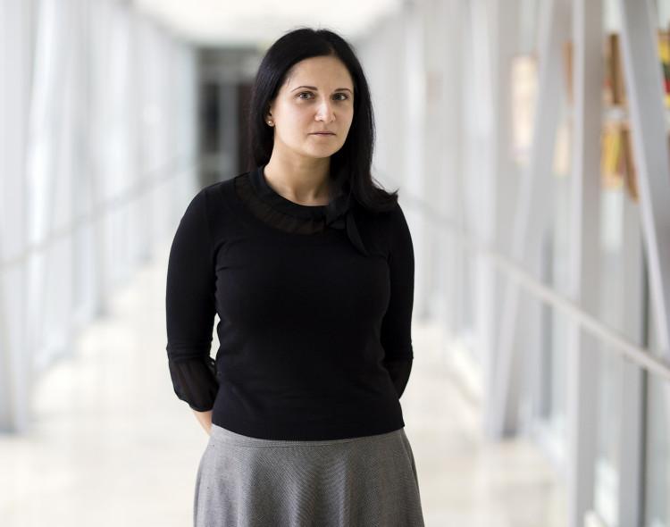 Monika Čiuldytė-Kačerginskienė. Alisa reformų šalyje