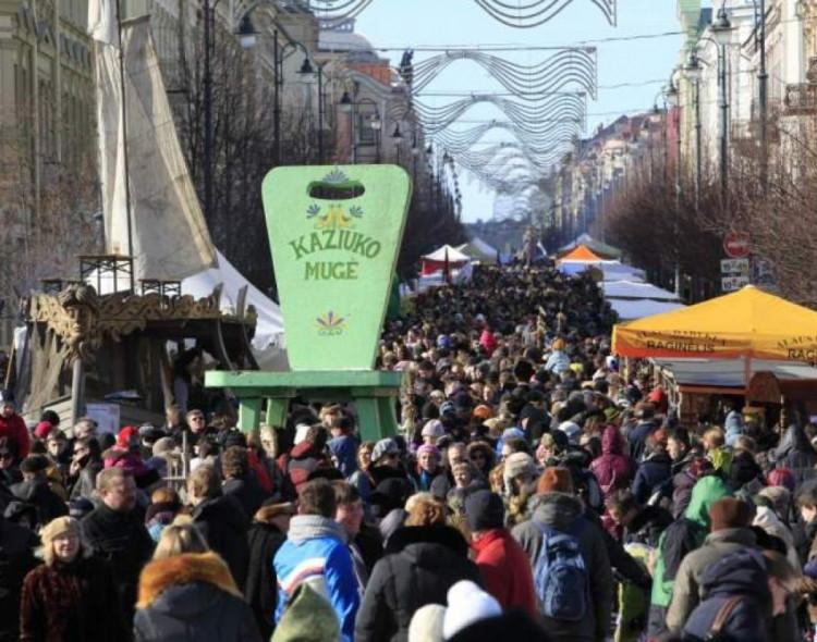 Kaziuko mugė: einam į svečius pas Vilniaus socialdemokratus