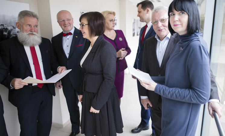 Socialdemokratai įvertino G. Nausėdos siūlymus: geras iniciatyvas papildysime