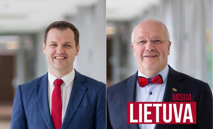 Misija: Lietuva. Kaip mokytojo profesiją paversti prestižine ir atgaivinti regionus