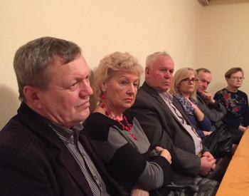 LSDP Klaipėdos r. skyriaus ataskaitinis rinkiminis susirinkimas