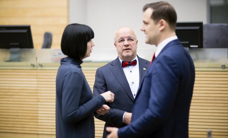 Socialdemokratai atliko naujo įstatymo analizę: dvigubi standartai valstybės tarnautojams ir pareigūnams