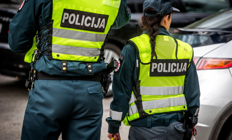Policijos atstovai prabilo apie juodąsias reformos dėmes