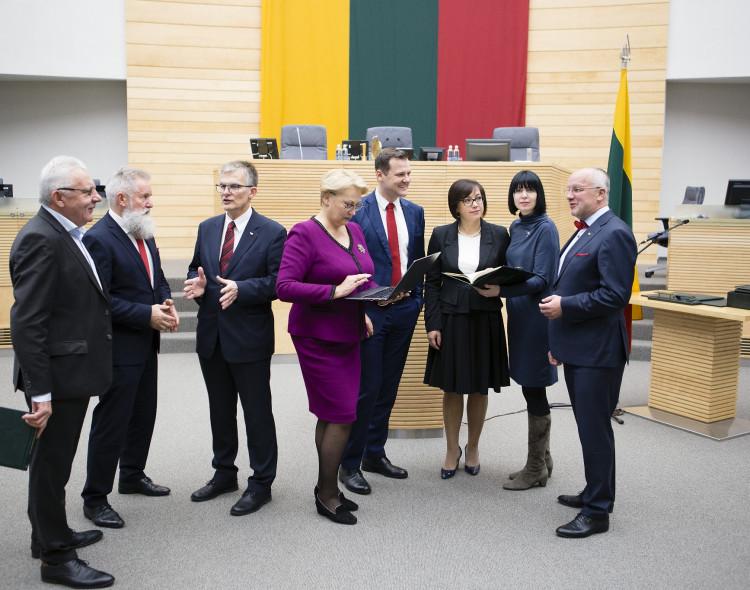 Socialdemokratai: dėl rietenų ir pykčių valdžioje Lietuva prarado ketverius metus
