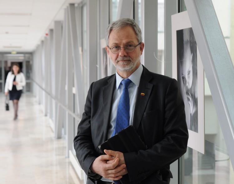 Linas Balsys Seimo rudens  sesijoje ragins apriboti plynuosius kirtimus saugomose teritorijose