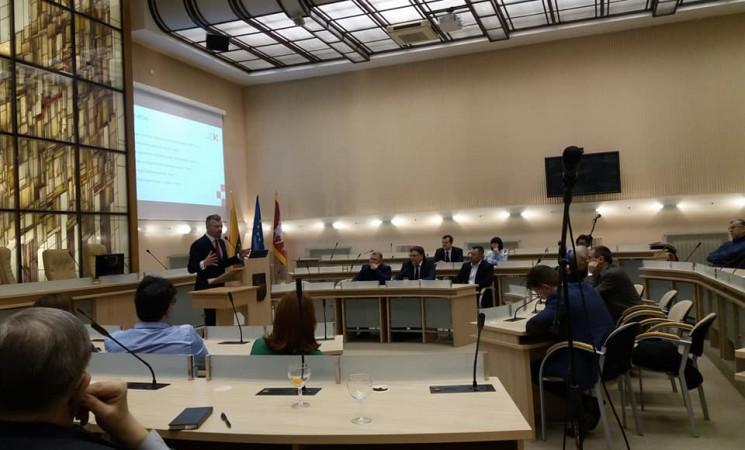 LSDP sveikatos apsaugos komiteto posėdis