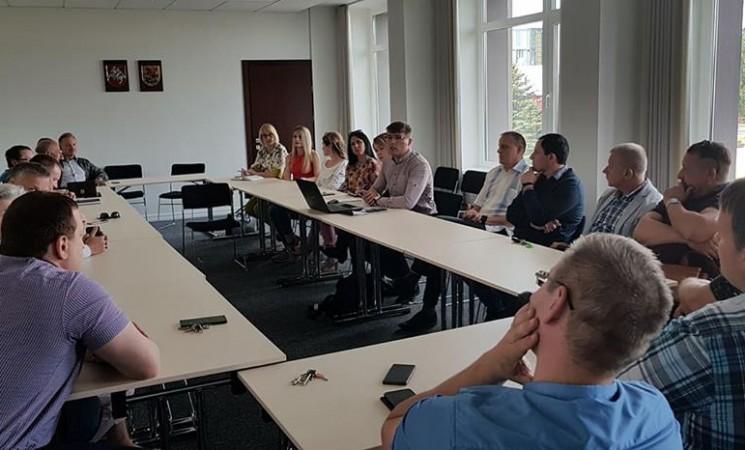 LSDP Marijampolės skyriaus darbo grupės dėl rinkimų programos posėdis