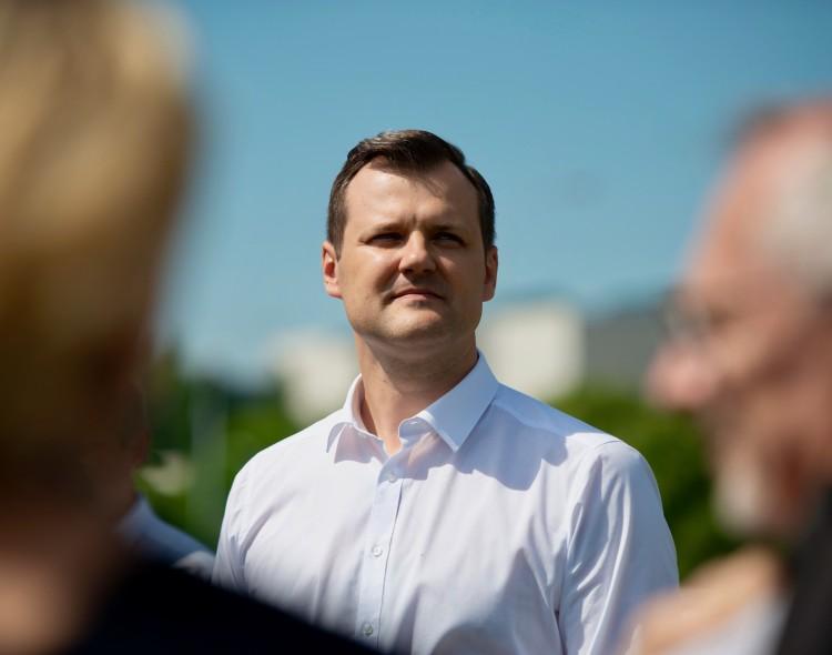 Gintautas Paluckas. Kaip mes siūlome apginti Lietuvą