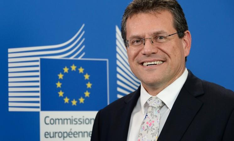 Į Vilnių atvyksta Europos Komisijos viceprezidentas M. Šefčovič, Europos socialdemokratų lyderiai