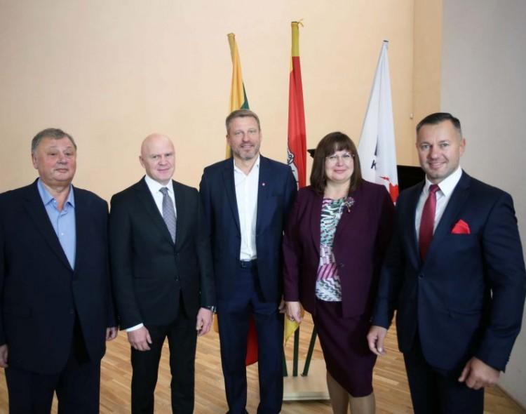 Kandidatas į Kauno miesto merus - Gintaras Černiauskas
