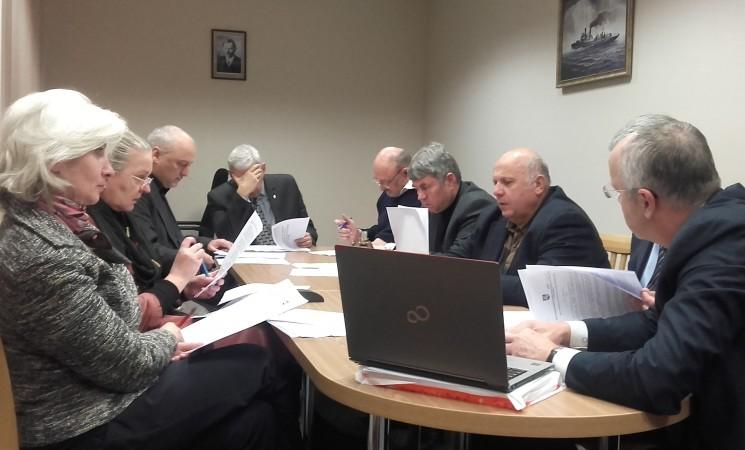 LSDP Krašto apsaugos komiteto posėdis