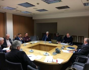 LSDP Panevėžio rajono tarybos posėdis