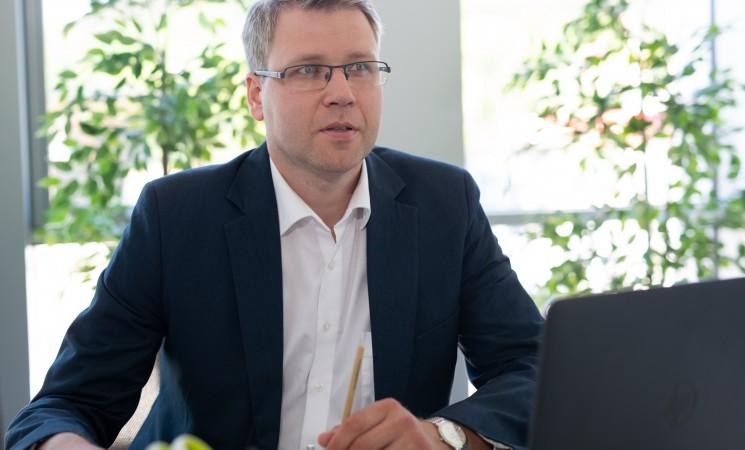 Justas Pankauskas. Turime atkurti jaunų šeimų pasitikėjimą pirmojo būsto programa