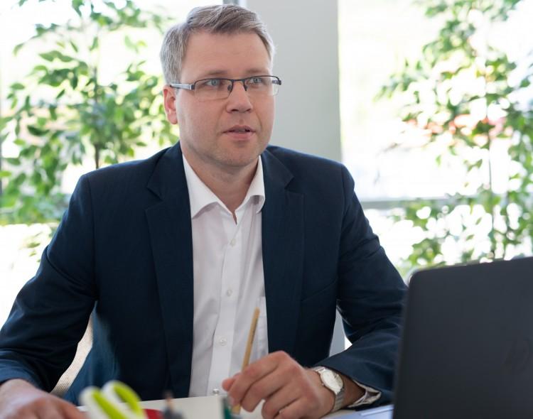 Justas Pankauskas. Senjorų socialinio aktyvumo skatinimas – vienas iš visuomenės prioritetų
