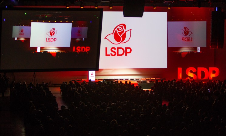 LSDP sveikina Suomijos socialdemokratus laimėjus rinkimus