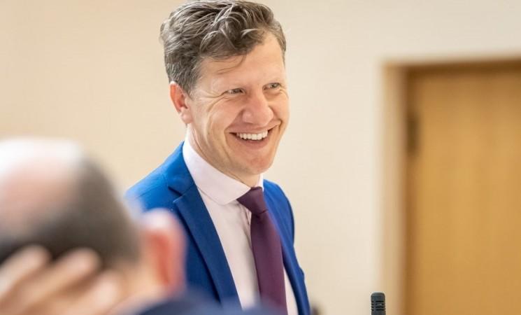 Darius Razmislevičius. Darbo rinkoje – neišnaudotas darbo jėgos potencialas