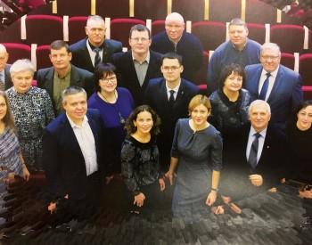 LSDP Šakių skyriaus išplėstinis štabo posėdis