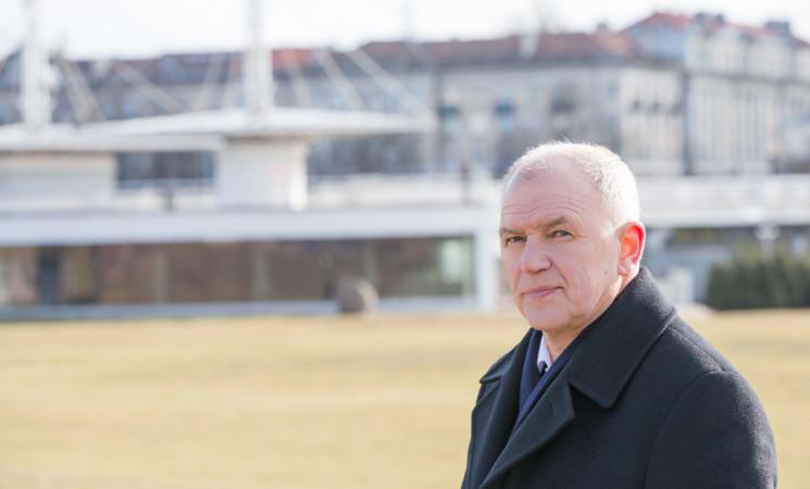 V. Andriukaitis: metas grąžinti Lietuvai jos ateitį