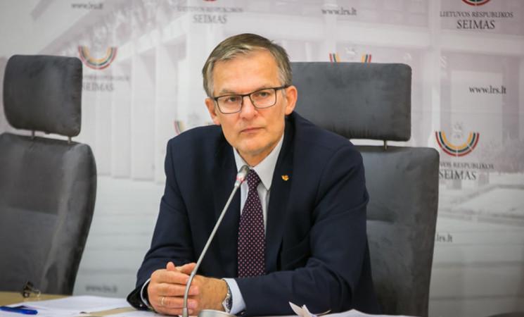 J. Sabatauskas: premjeras įstatymu turi būti įpareigotas skirti ministrus