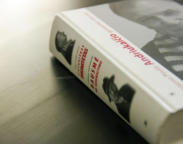 """V. Andriukaitis apie """"Sąjūdžio"""" pradžią: reikėjo ne """"persitvarkymo"""", o """"pertvarkos"""""""