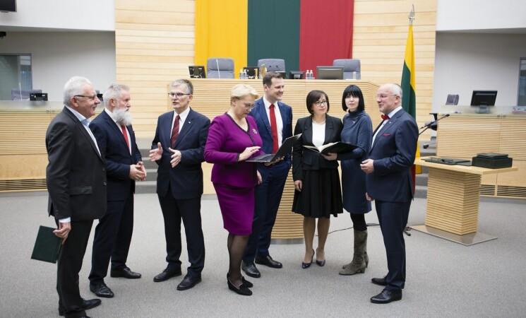 Socialdemokratų frakcija: Po KT išvados taisant Miškų įstatymą gali atsirasti reikšmingų pokyčių