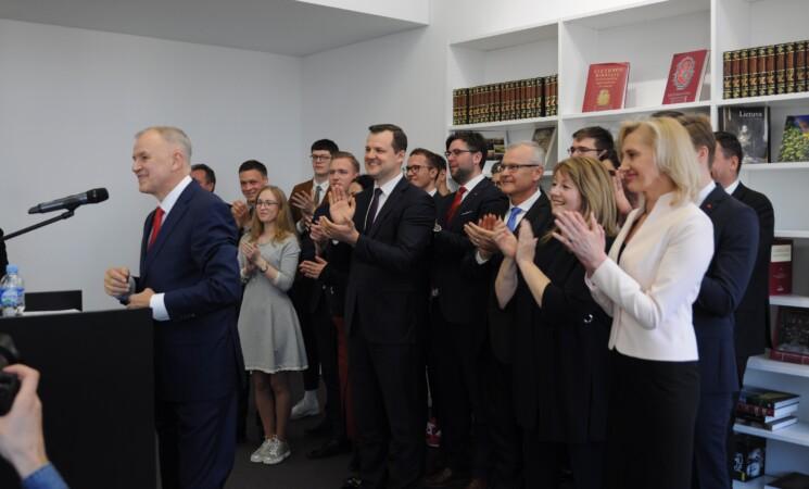 """V. Andriukaitis pristatė rinkimų programą """"Lietuva gali"""": turime grąžinti galią žmonėms"""