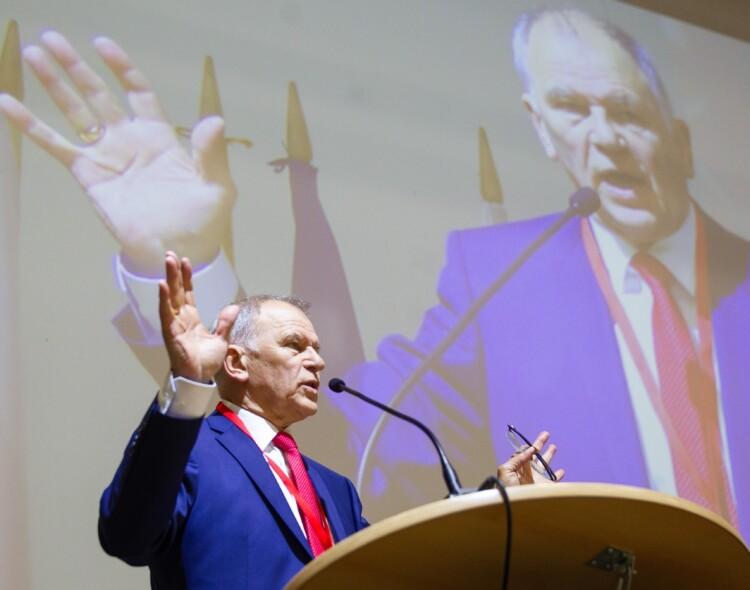 """V. Andriukaitis: """"valstietis"""" R. Karbauskis labai išsigando"""