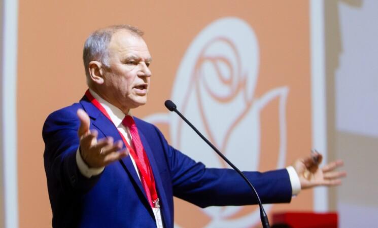 """Kandidatas į Prezidentus Vytenis Andriukaitis: """"Lietuvai būtini pokyčiai"""""""