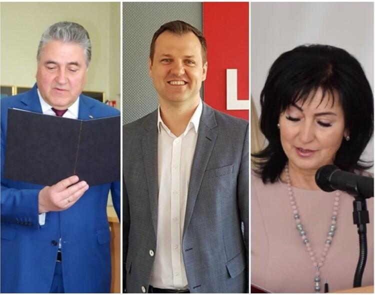 Patvirtinti trys kandidatai į Parlamentą