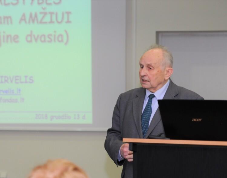 Dobilas Kirvelis. Ar panorės Lietuva gyvent skandinaviškai? Apie 1989-uosius, LSDP atkūrimo Lietuvoje metus