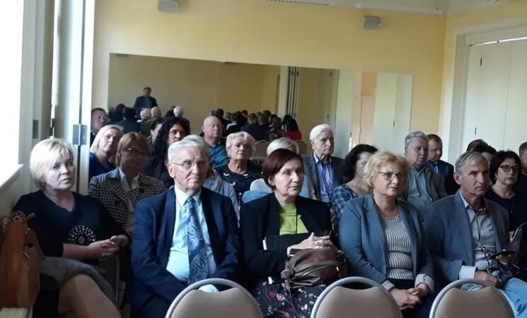 LSDP Telšių skyriaus konferencija