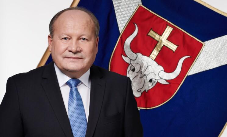 V. Makūnas apie V. Matijošaičio sumanymą prisijungti Kauno rajoną: primena viduramžius