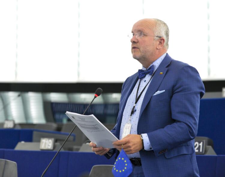 """EP narys J. Olekas: """"Wojciechowski antrasis klausymas – pozityvus, Baltijos šalims – pažadas"""""""