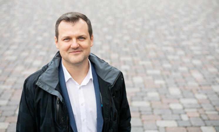 G. Paluckas: pagrindinė Lietuvos bėda ta, kad žmonės čia už viską moka du kartus