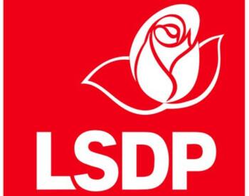 LSDP pirmininko ir skyrių pirmininkų pasitarimas