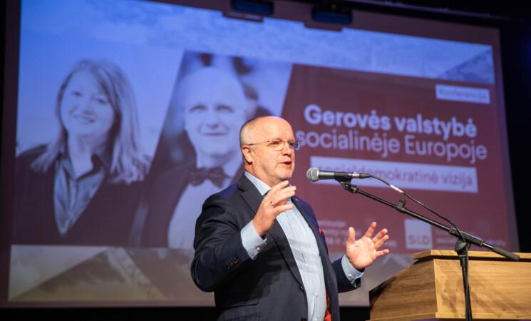 J. Olekas. Kada bus ištaisytos Lietuvos stojimo į ES derybininkų klaidos?