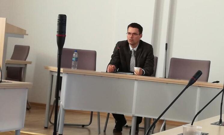 LSDP Šakių skyriaus Prezidiumo posėdis