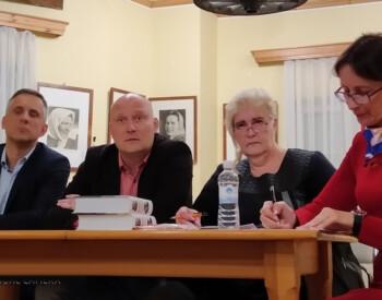 LSDP Klaipėdos m. skyriaus prezidiumo ir tarybos posėdis