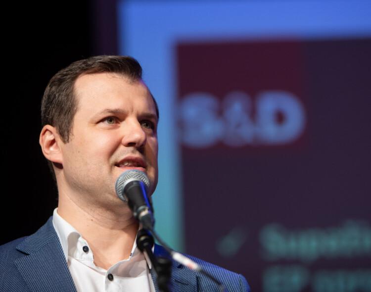 Dėl padėties Baltarusijoje socialdemokratai kreipėsi į Europos kairiuosius: ragina imtis realių veiksmų