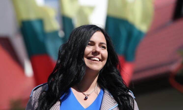 Modesta Petrauskaitė. Moterų apsauga nuo smurto ir Verygos