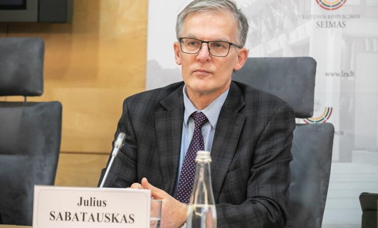 Julius Sabatauskas. Mirtina statistika: per karantiną žmones kirto visai ne koronavirusas