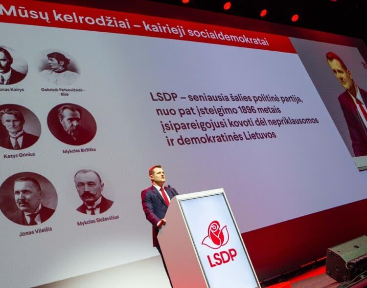 G. Paluckas: mūsų nacionalinio saugumo tikslas – nepriklausoma Baltarusija