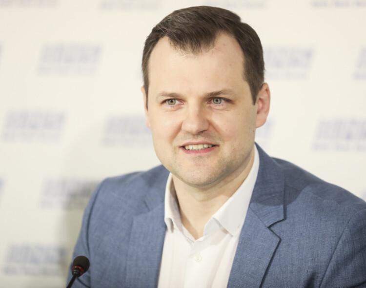 """G. Paluckas: I. Šimonytės Vyriausybė – nevilty, reikia naikinti skiepijamųjų """"prioritetines grupes"""""""