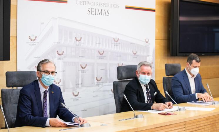 Socialdemokratai Vyriausybės programos nepalaikys, teiks Seimui alternatyvią